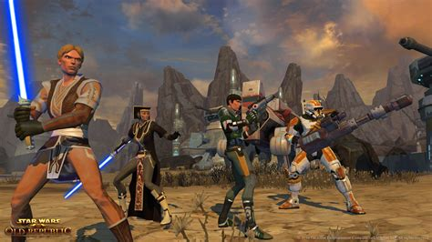 Star Wars The Old Republic Character Creation Guide.
